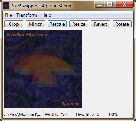 PixelSwapper Screenshot