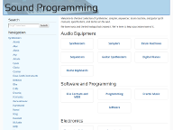 SoundProgramming.Net